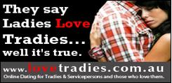 Tradies online dating