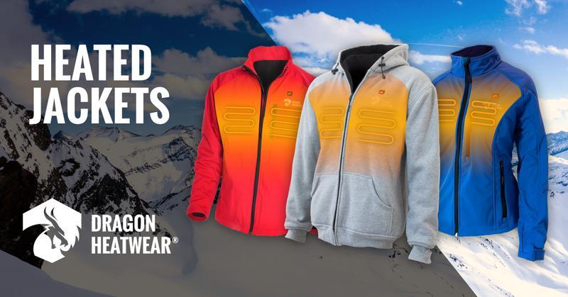 ef19ea013 Dragon Heatwear Launches Heated Apparel in Australia