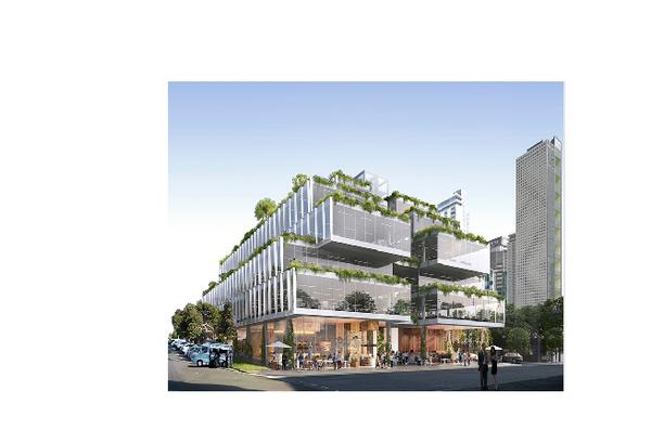Hickory Group | Transforming South Melbourne With Elenberg Fraser