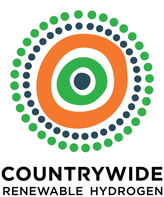 Countrywide Renewable Hydrogen Logo