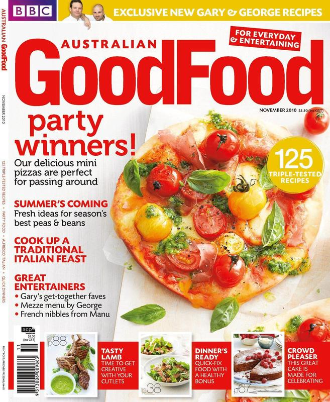 Good Food Mag Subscription