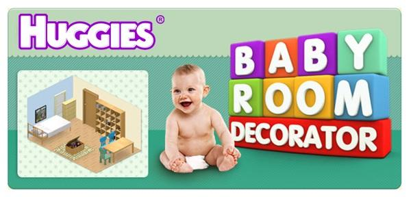 Huggies Australia Launches Baby Room Decorator Tool